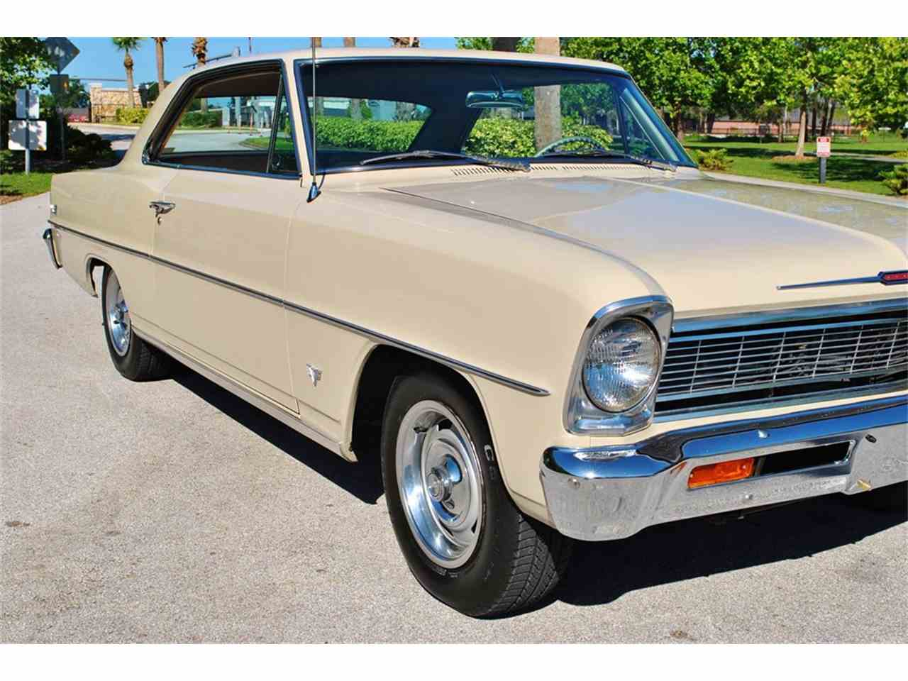 Large Picture of Classic 1966 Chevrolet Nova located in Florida - $37,000.00 Offered by Primo Classic International LLC - LHCC