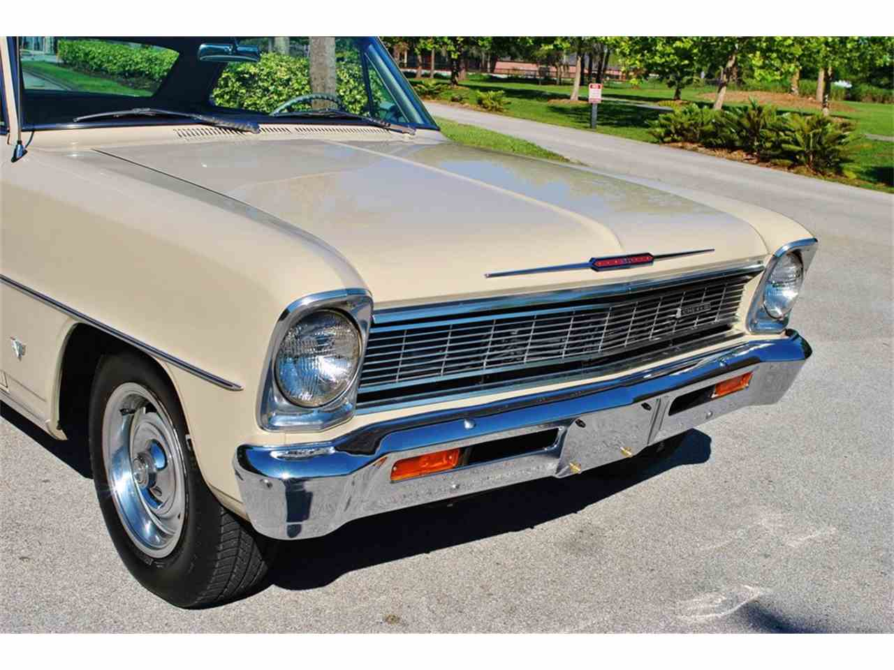Large Picture of 1966 Nova located in Lakeland Florida - $37,000.00 Offered by Primo Classic International LLC - LHCC