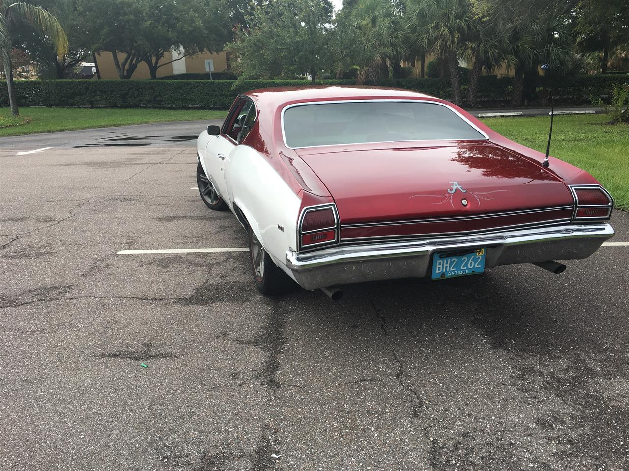Large Picture of '69 Chevelle - LHCF