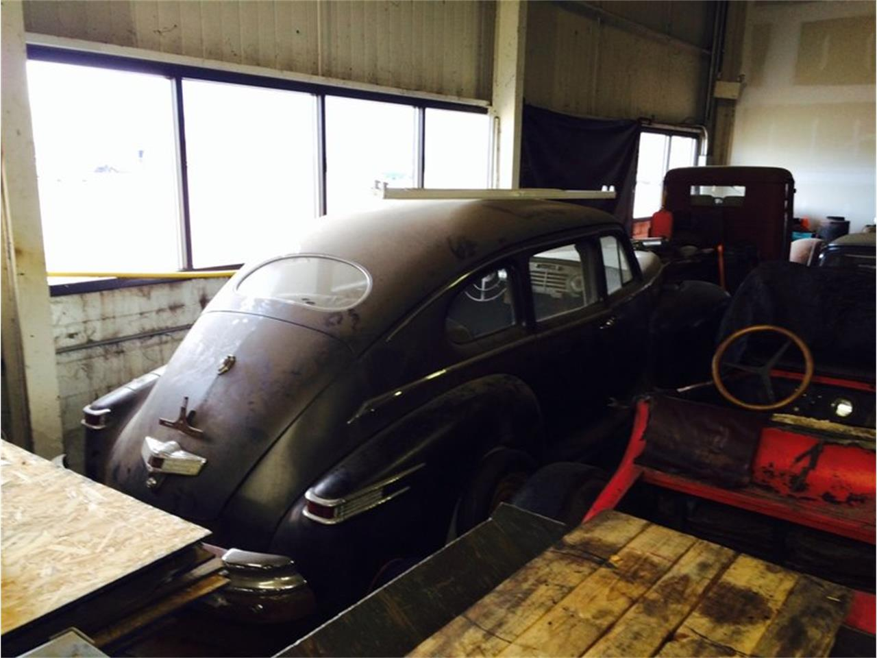 Large Picture of Classic 1948 Lincoln Zepher 12 cyl No motor or seats - $8,995.00 Offered by Classic Auto Mall - LHDK