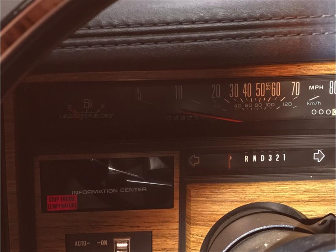 Large Picture of '85 Eldorado - LHDM