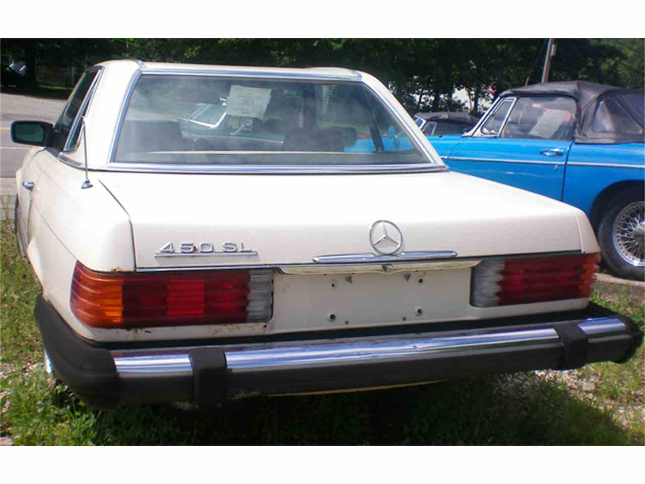Large Picture of '79 450SL - LHEW