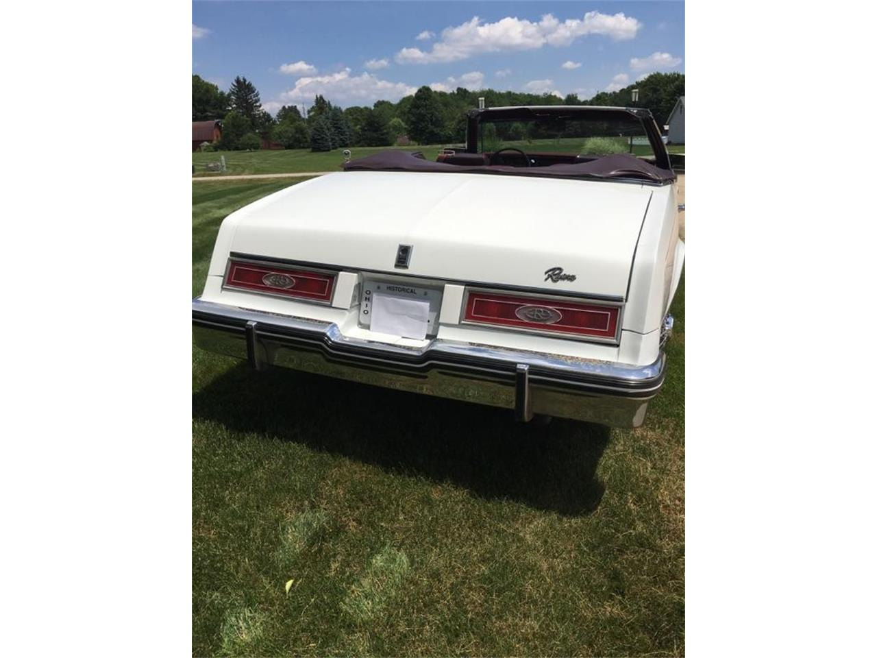 Large Picture of 1983 Riviera located in Wadsworth Ohio - LHEX