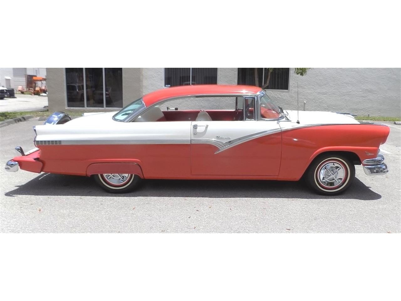 Large Picture of Classic 1956 Ford Victoria Offered by Cool Cars - LHFB
