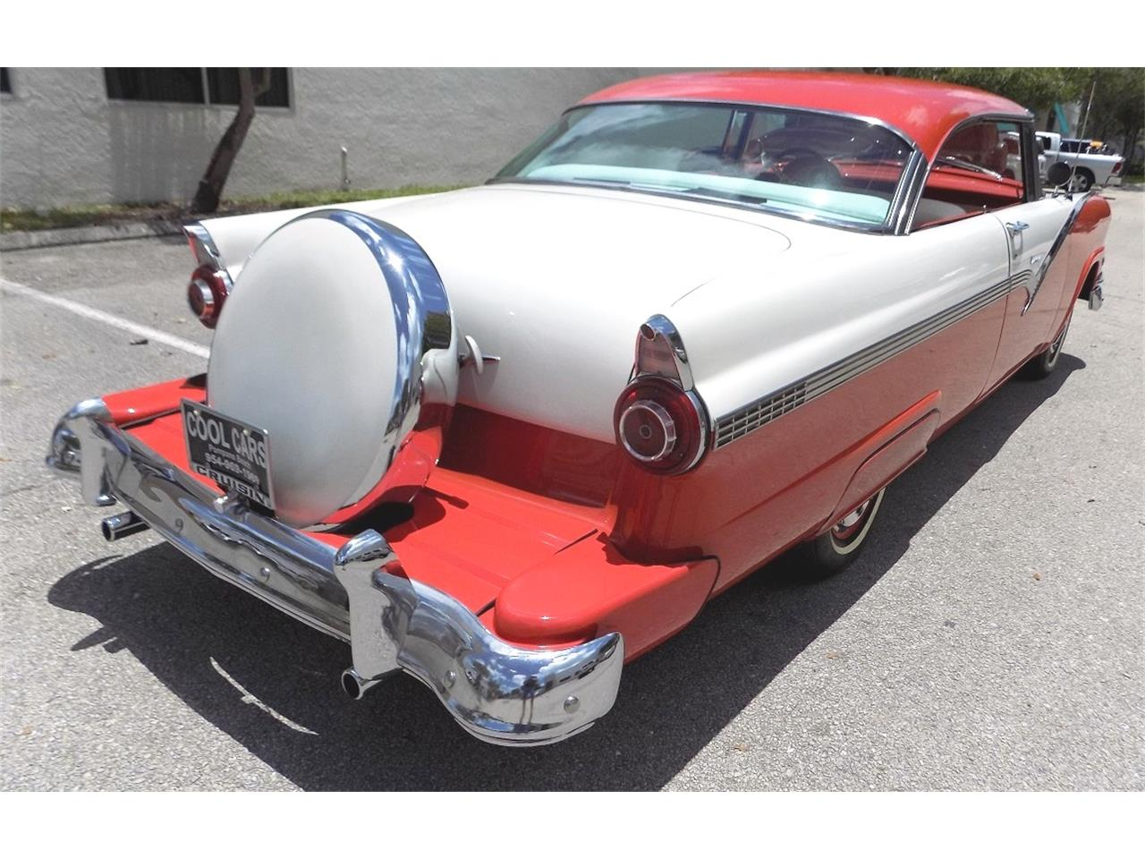 Large Picture of Classic 1956 Ford Victoria located in POMPANO BEACH Florida - LHFB