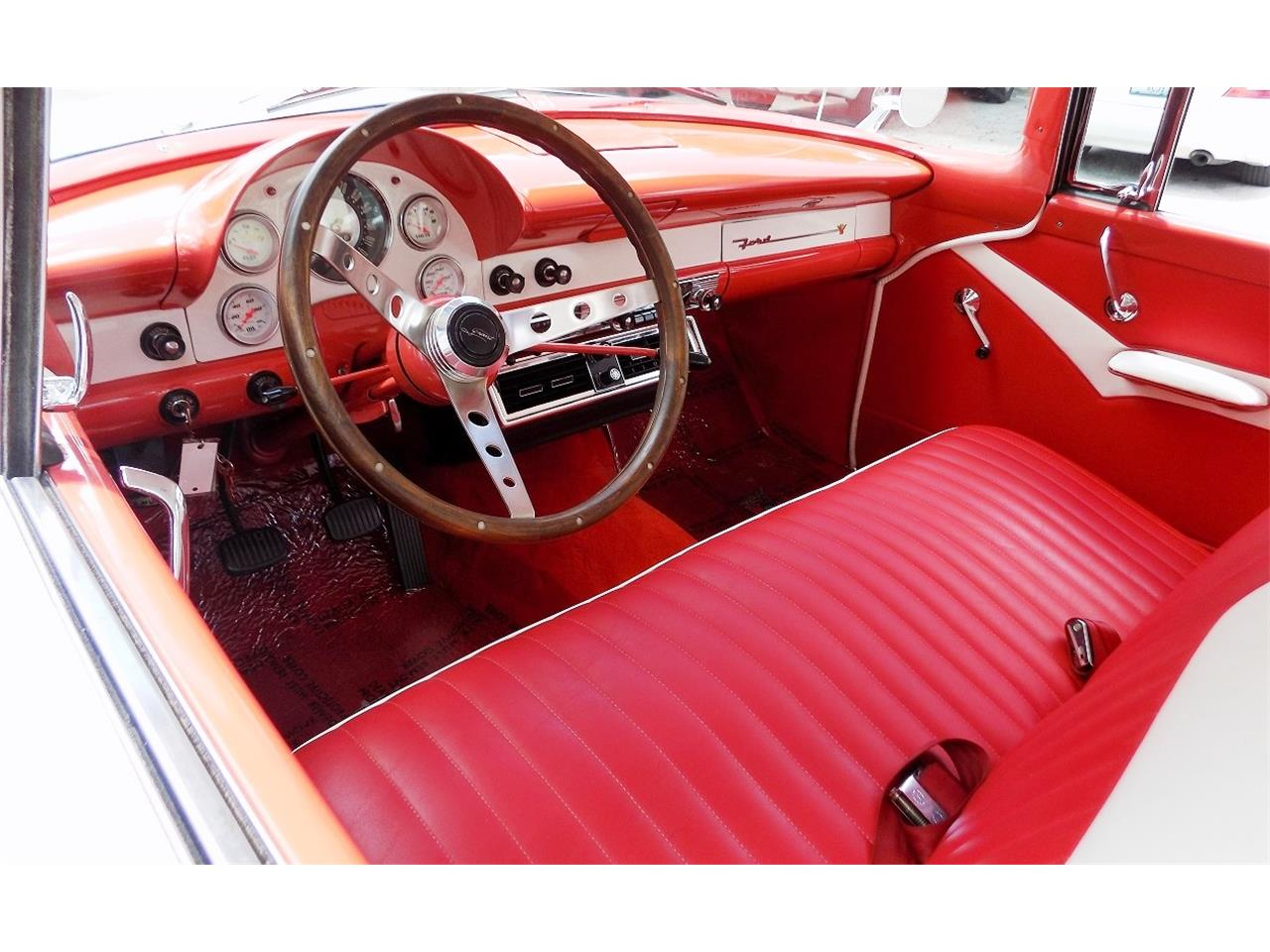 Large Picture of Classic 1956 Victoria located in POMPANO BEACH Florida Offered by Cool Cars - LHFB