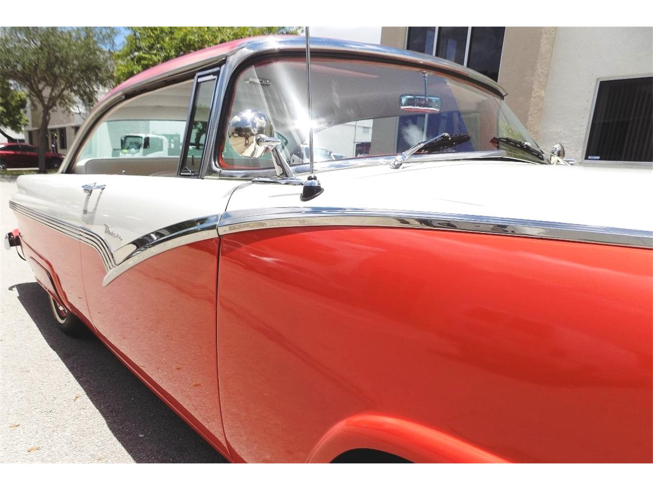 Large Picture of '56 Ford Victoria - LHFB