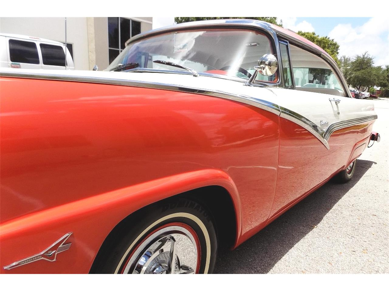 Large Picture of '56 Ford Victoria Offered by Cool Cars - LHFB