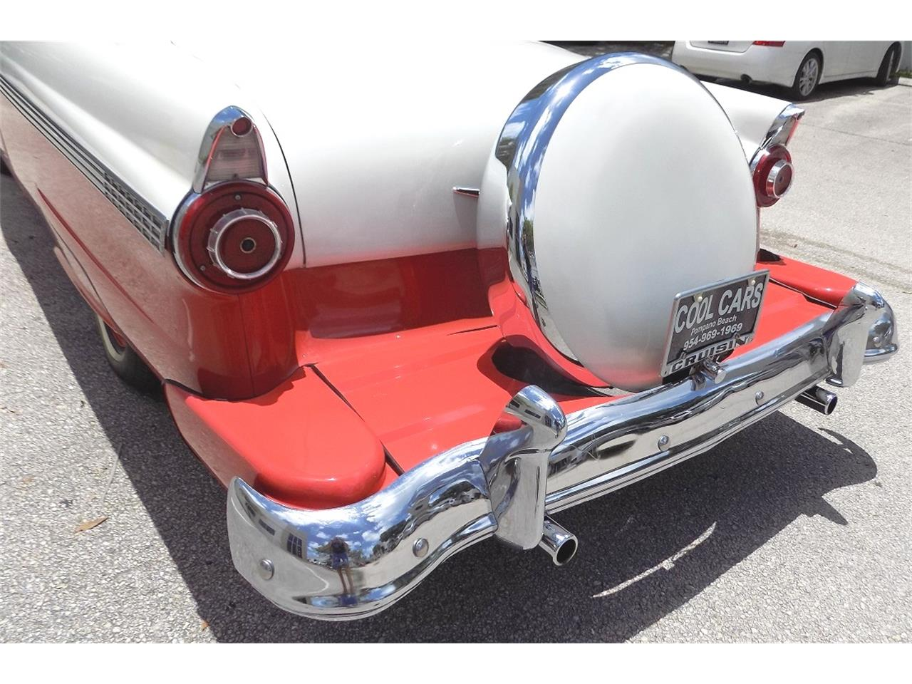 Large Picture of '56 Ford Victoria located in Florida Offered by Cool Cars - LHFB