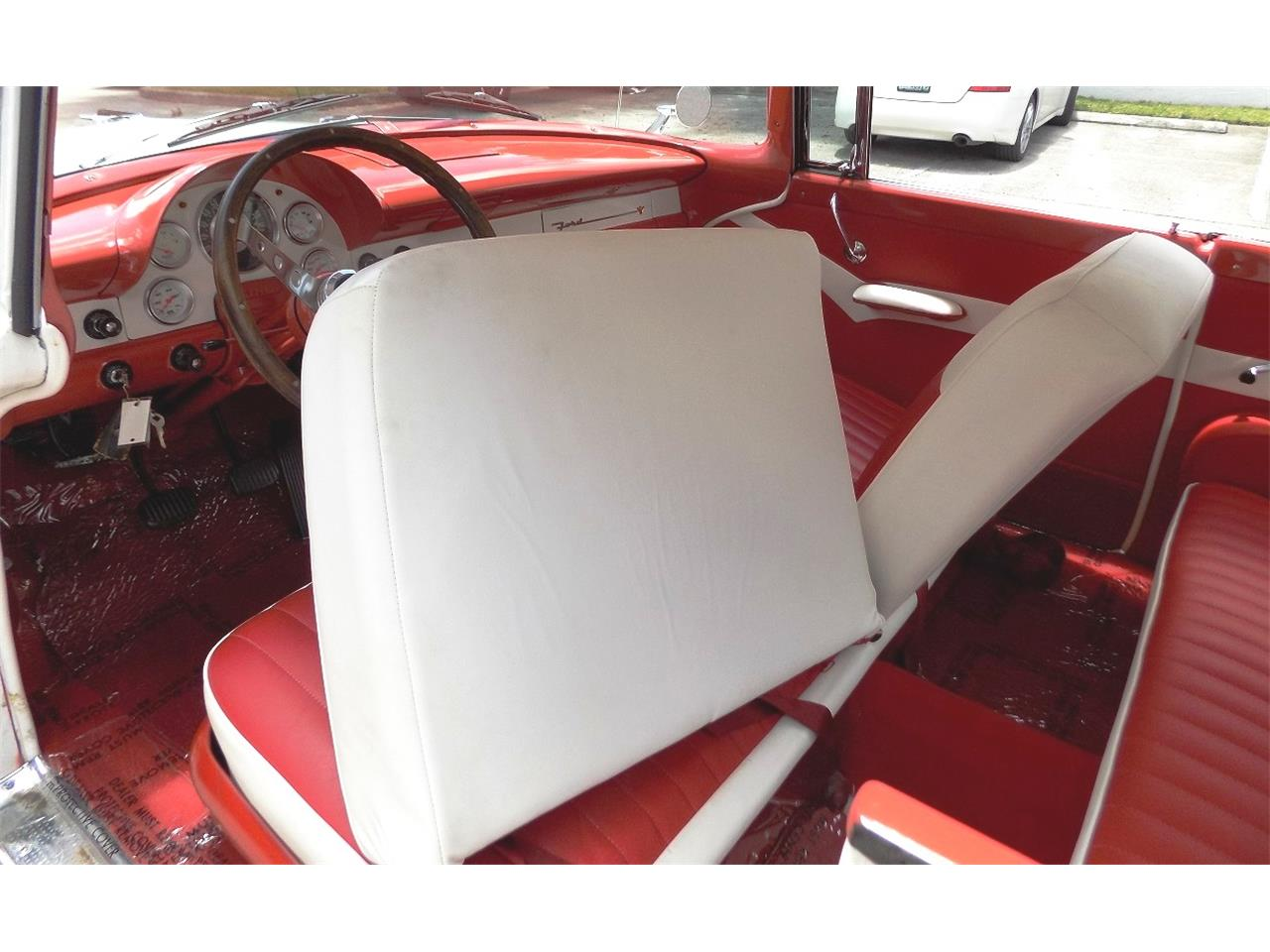Large Picture of Classic 1956 Ford Victoria located in POMPANO BEACH Florida Offered by Cool Cars - LHFB