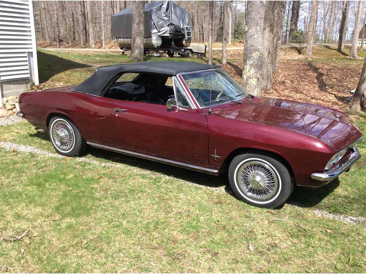 1966 chevrolet corvair monza for sale | classiccars | cc-1002366