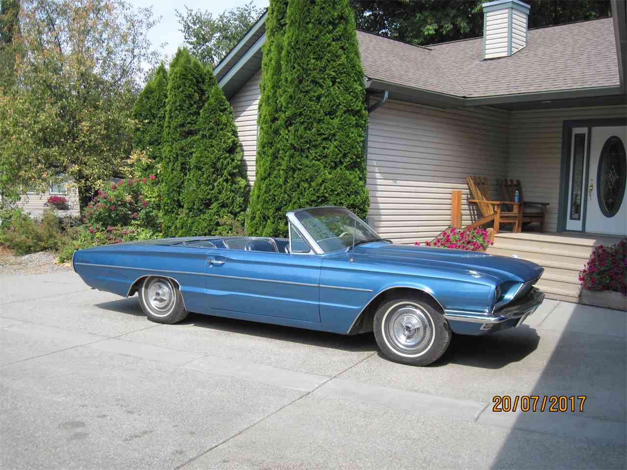 Large Picture of '66 Thunderbird - LHFM