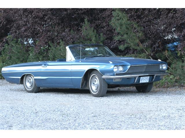 Picture of Classic 1966 Ford Thunderbird located in Vernon British Columbia - $26,500.00 Offered by a Private Seller - LHFM