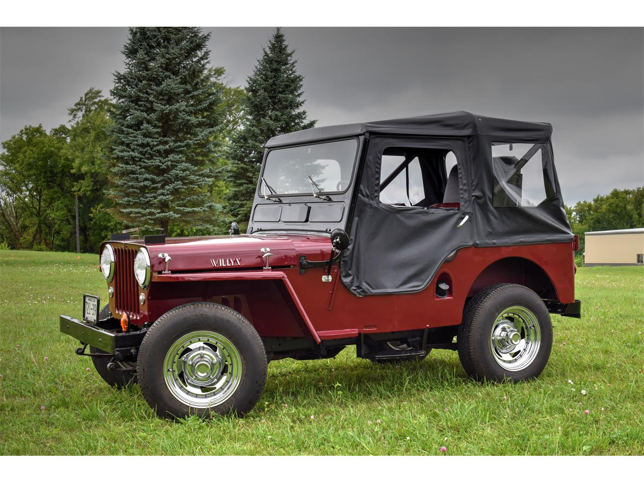 Large Picture Of Classic 53 Jeep Offered By Hooked On Classics
