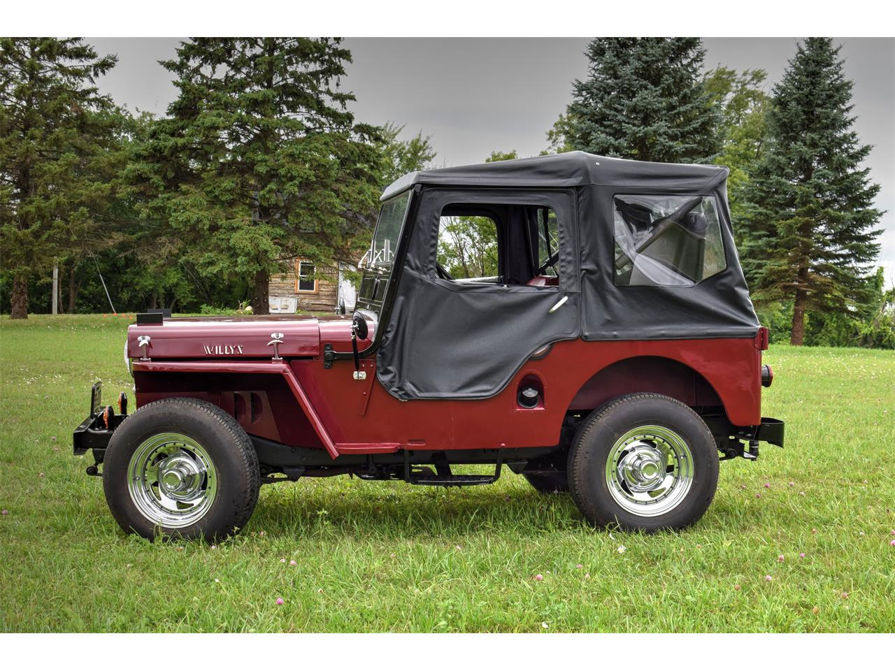 Large Picture of '53 Jeep - LHFP