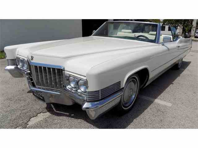 1970 Cadillac DeVille for Sale on ClicCars.com