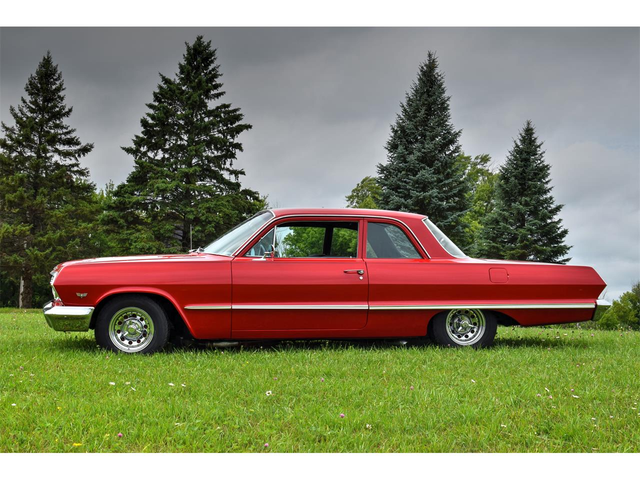 Large Picture of '63 Bel Air - LHG1