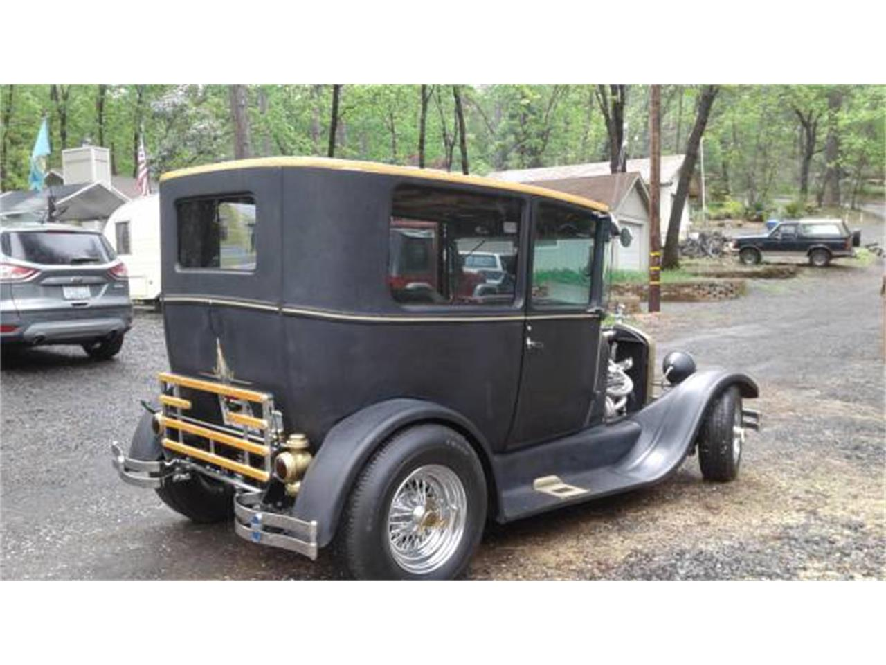 Large Picture of '27 Model T - LFSG