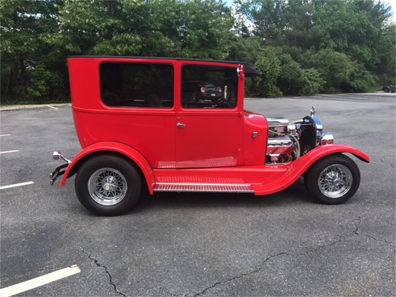 Large Picture of '27 Model T - LHH2