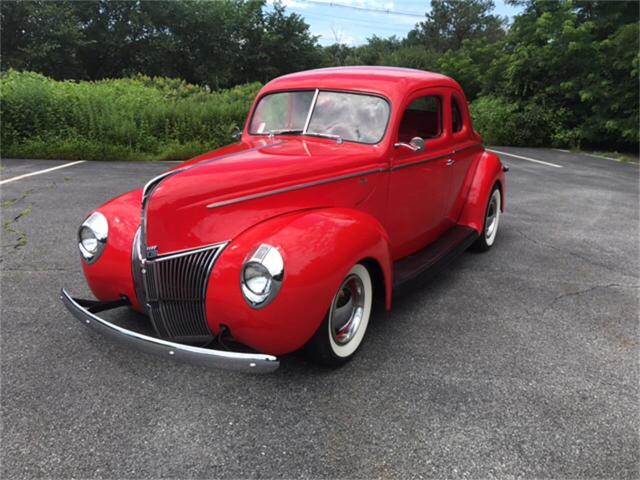 Large Picture of '40 Deluxe located in Massachusetts Offered by B & S Enterprises - LHH3