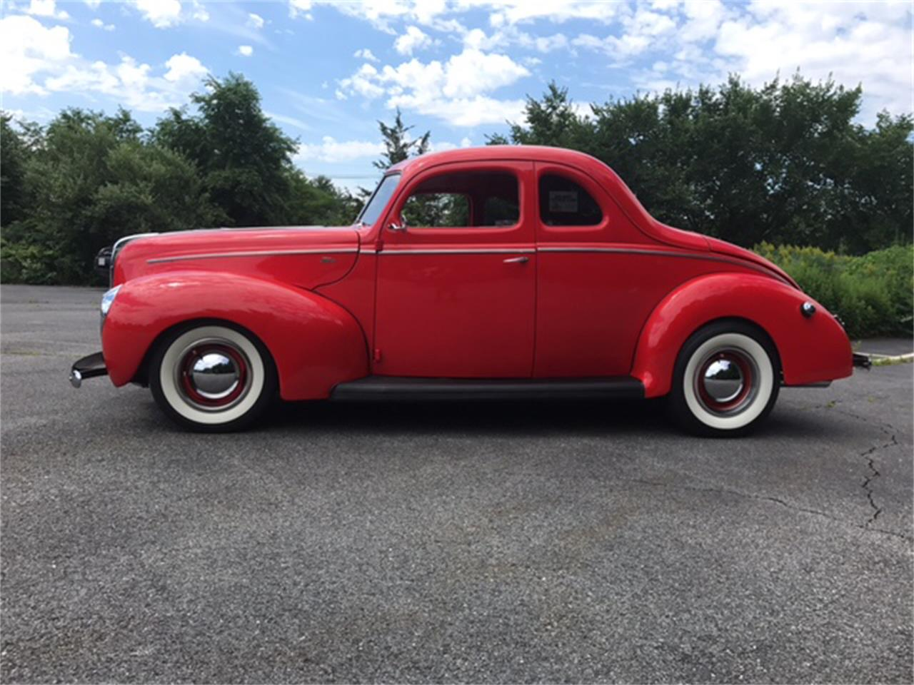 Large Picture of '40 Deluxe located in Westford Massachusetts Offered by B & S Enterprises - LHH3
