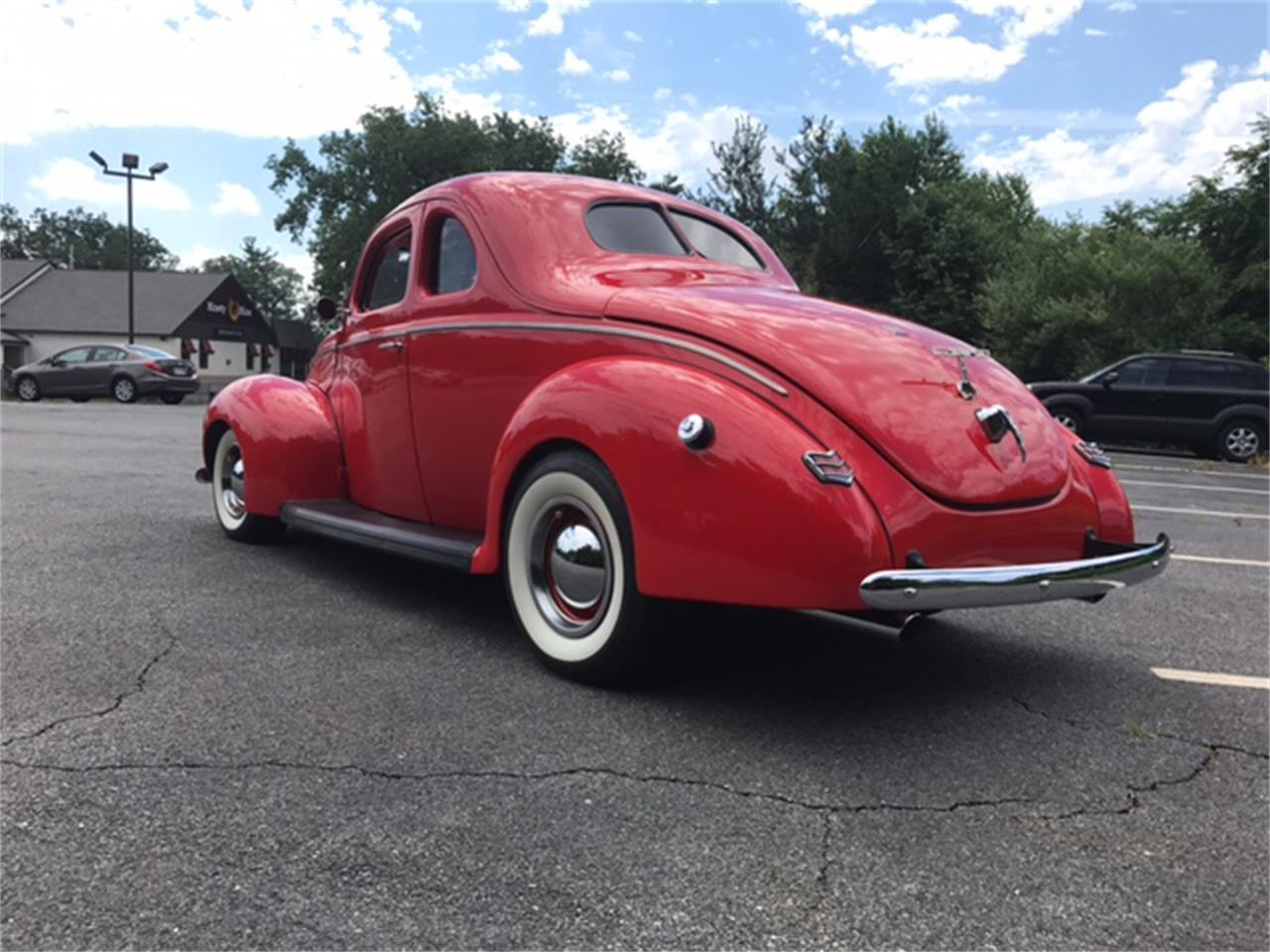 Large Picture of 1940 Ford Deluxe located in Westford Massachusetts - LHH3