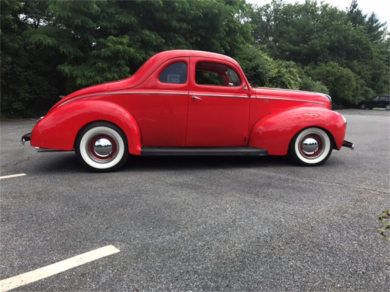 Large Picture of Classic 1940 Ford Deluxe located in Westford Massachusetts Offered by B & S Enterprises - LHH3