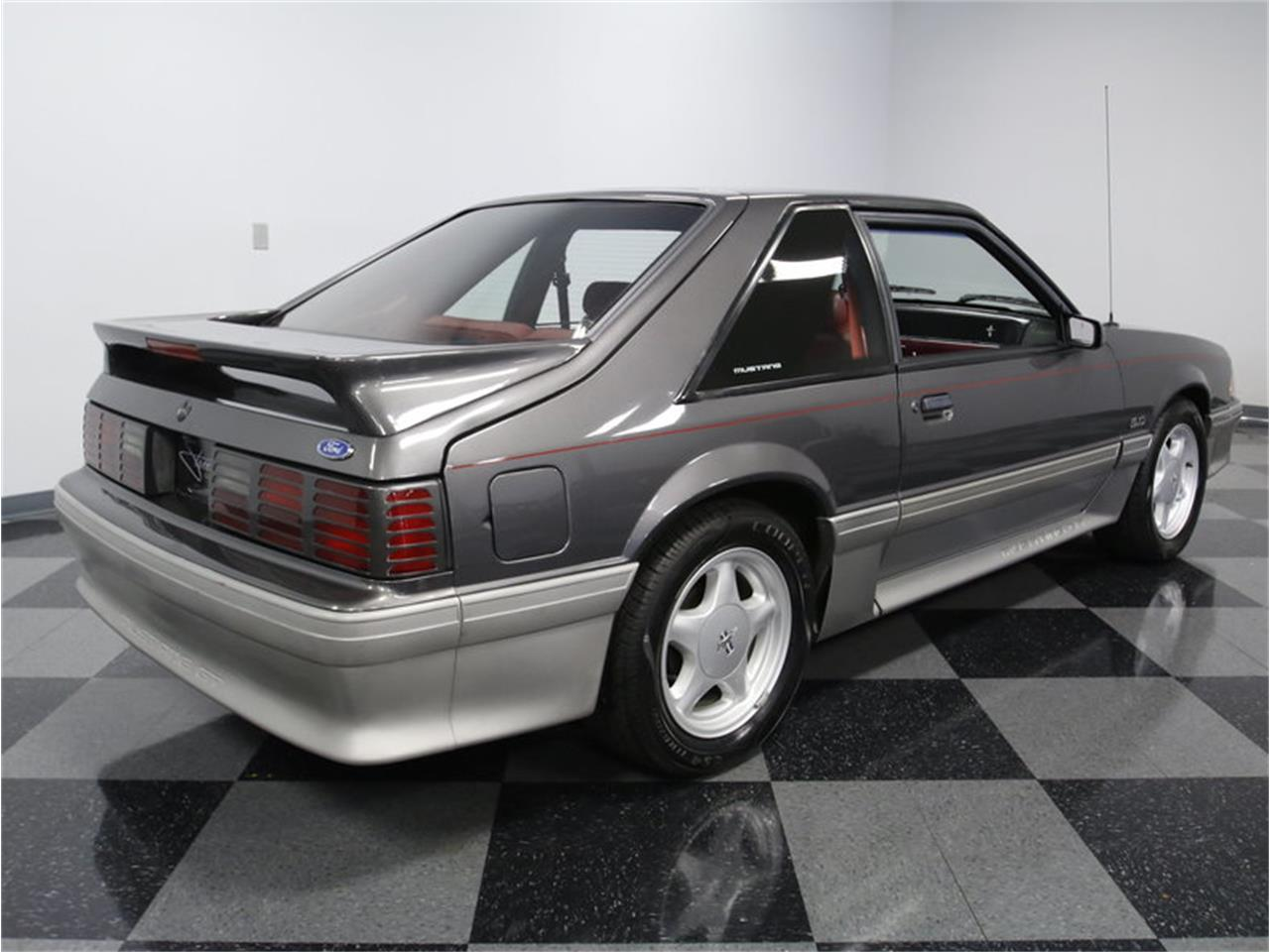 Large Picture of '91 Mustang GT - LHH9