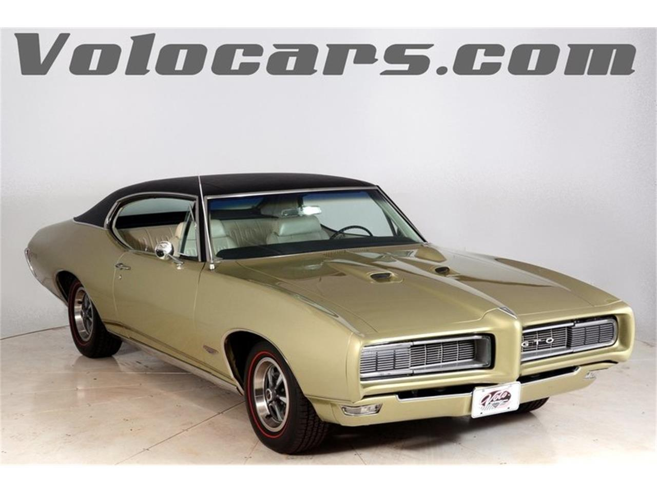 Large Picture of Classic '68 Pontiac GTO - $38,998.00 Offered by Volo Auto Museum - LHHG
