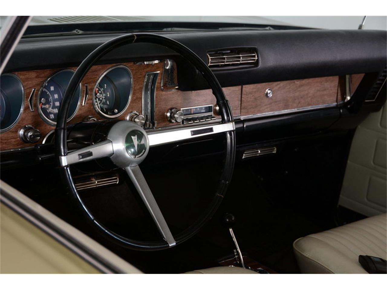 Large Picture of 1968 Pontiac GTO located in Volo Illinois - $38,998.00 Offered by Volo Auto Museum - LHHG
