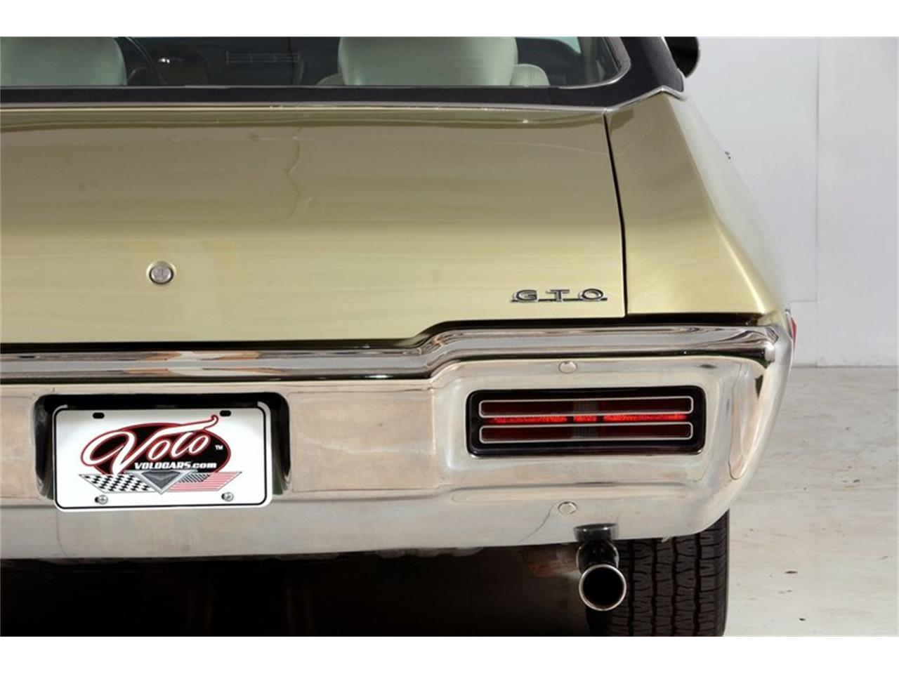 Large Picture of Classic 1968 GTO - LHHG