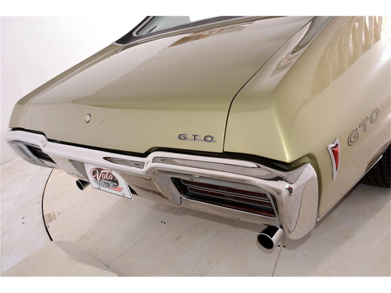 Large Picture of Classic 1968 GTO - $38,998.00 - LHHG
