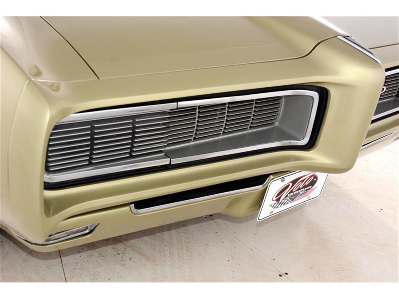 Large Picture of 1968 GTO located in Volo Illinois Offered by Volo Auto Museum - LHHG
