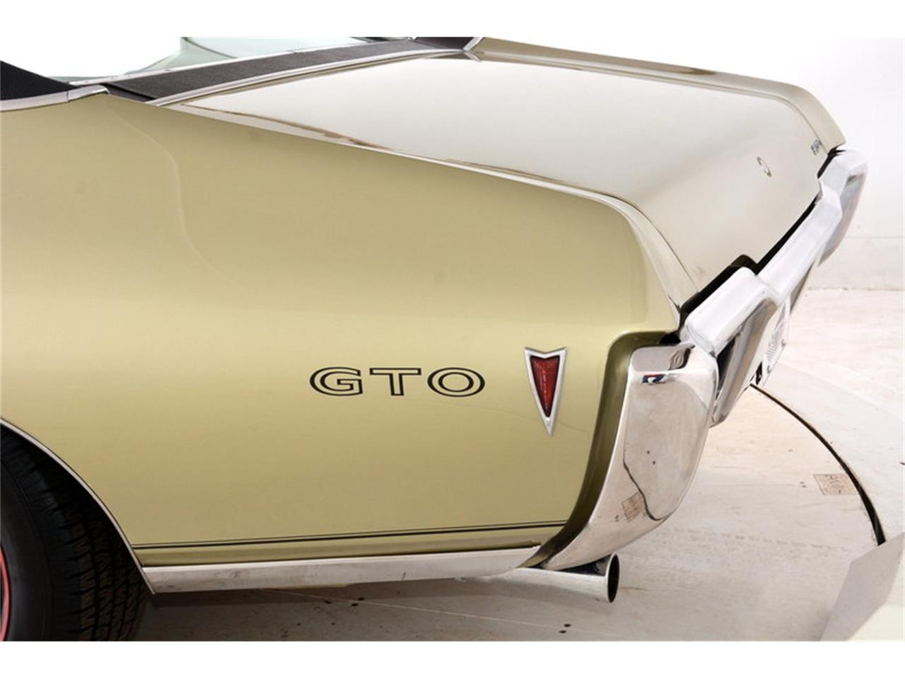 Large Picture of Classic '68 GTO - LHHG
