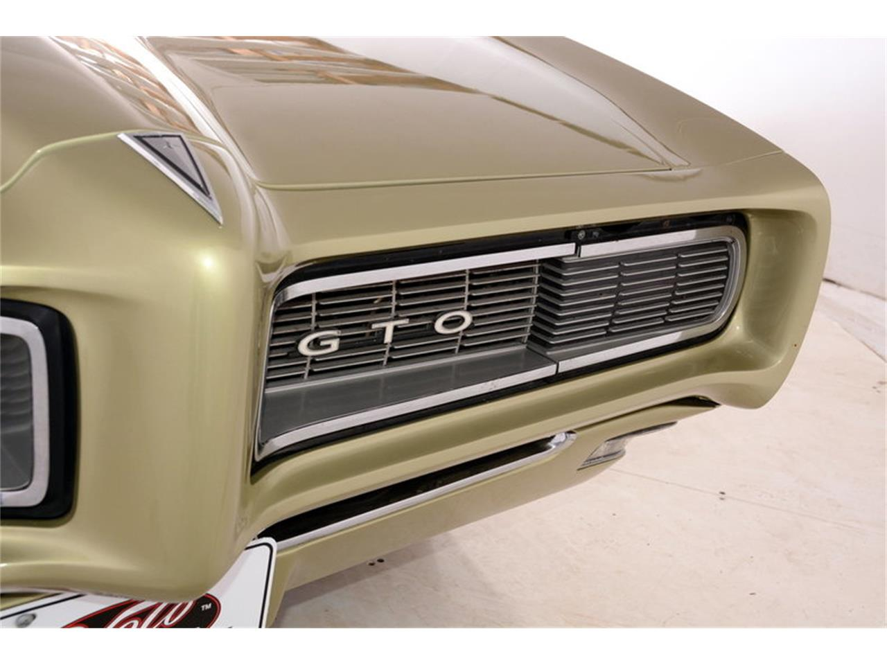 Large Picture of Classic 1968 Pontiac GTO Offered by Volo Auto Museum - LHHG
