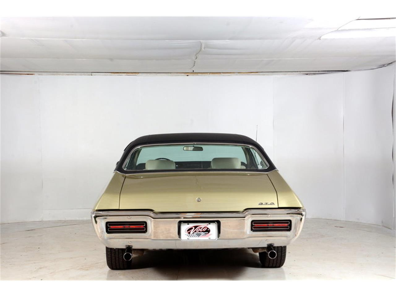 Large Picture of Classic 1968 Pontiac GTO located in Illinois - $38,998.00 Offered by Volo Auto Museum - LHHG