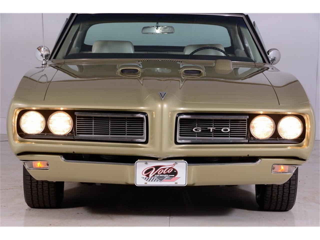 Large Picture of 1968 Pontiac GTO located in Volo Illinois Offered by Volo Auto Museum - LHHG