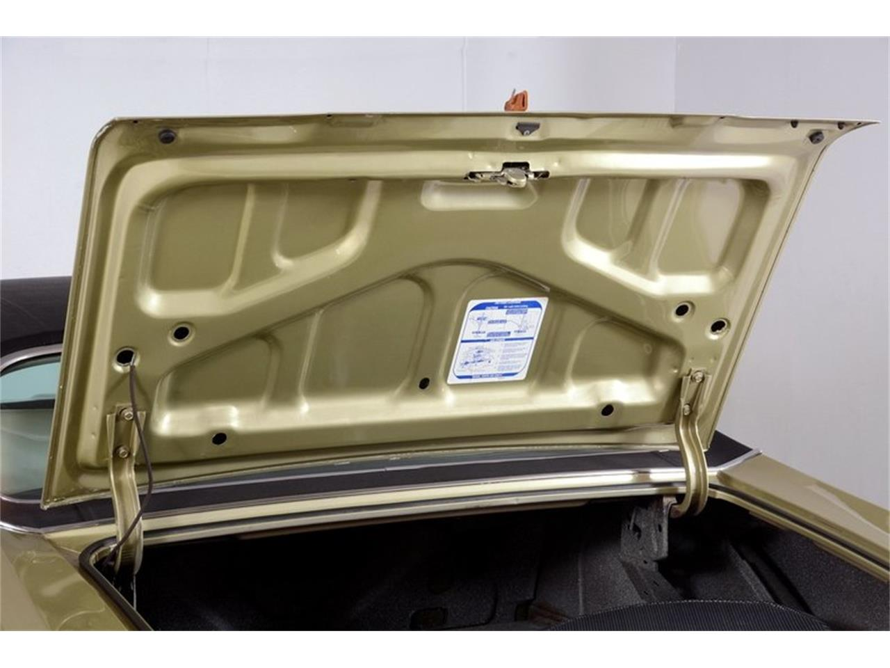 Large Picture of Classic 1968 Pontiac GTO located in Illinois Offered by Volo Auto Museum - LHHG