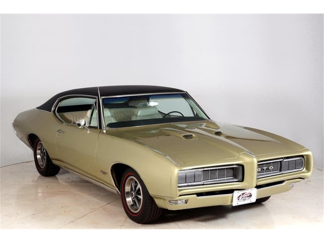 Large Picture of 1968 GTO - $38,998.00 Offered by Volo Auto Museum - LHHG