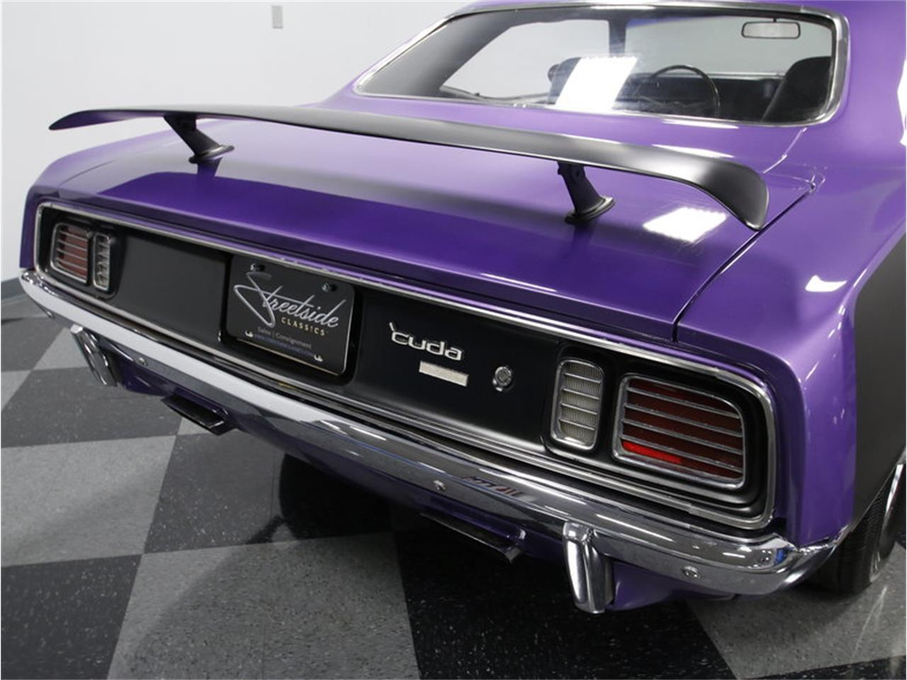 Large Picture of '71 Cuda - LHHI