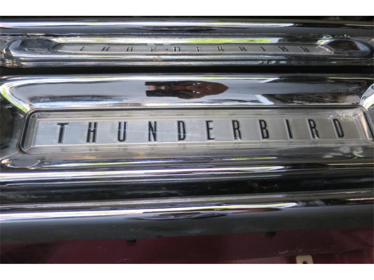 Large Picture of Classic '64 Thunderbird Offered by Napoli Classics - LHHL