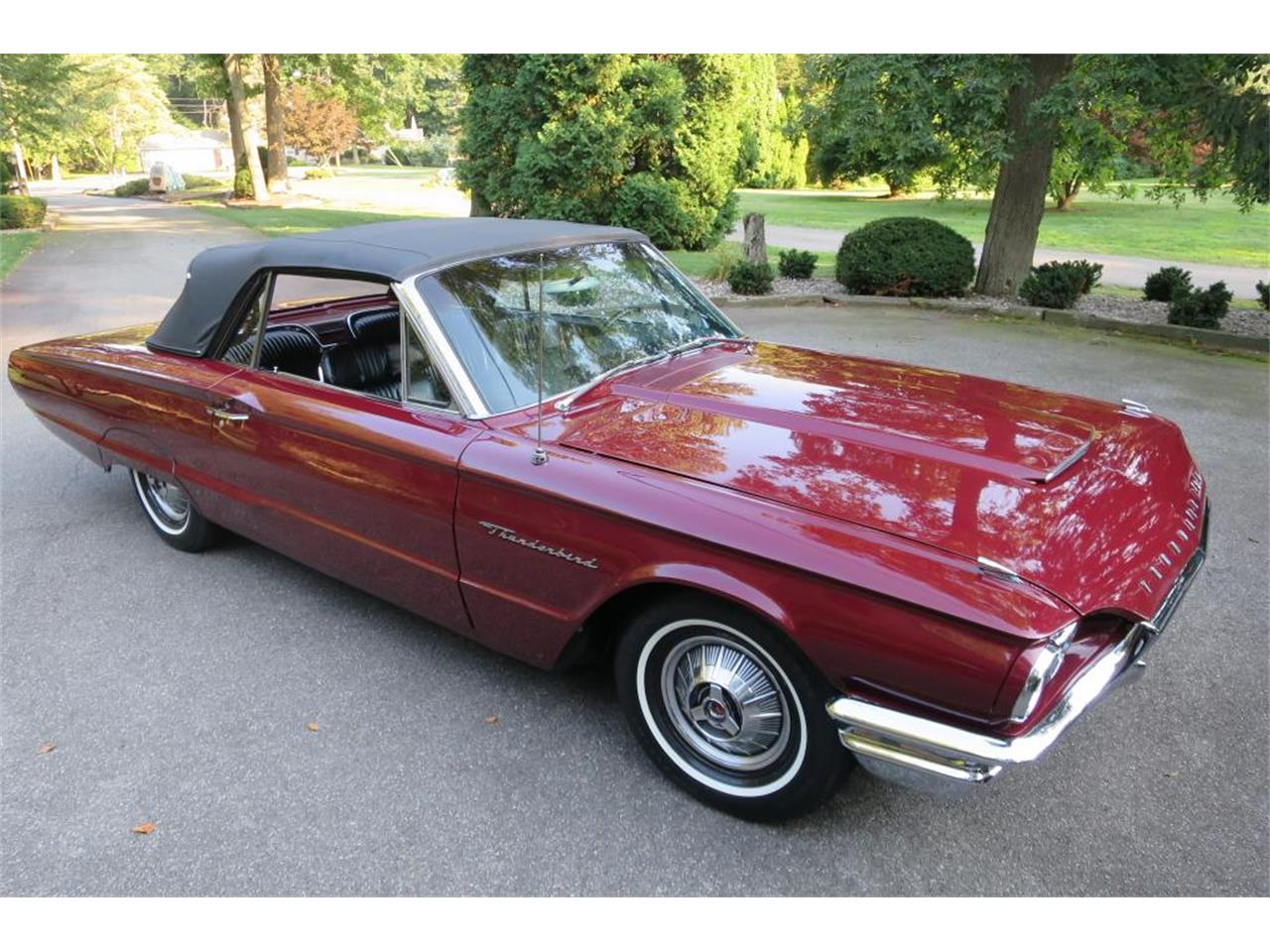 Large Picture of 1964 Ford Thunderbird Auction Vehicle - LHHL