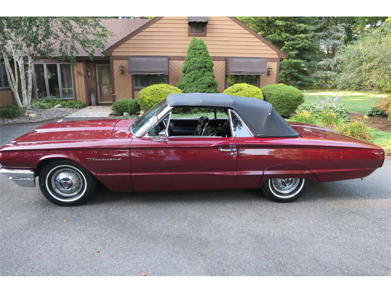 Large Picture of '64 Thunderbird Auction Vehicle Offered by Napoli Classics - LHHL