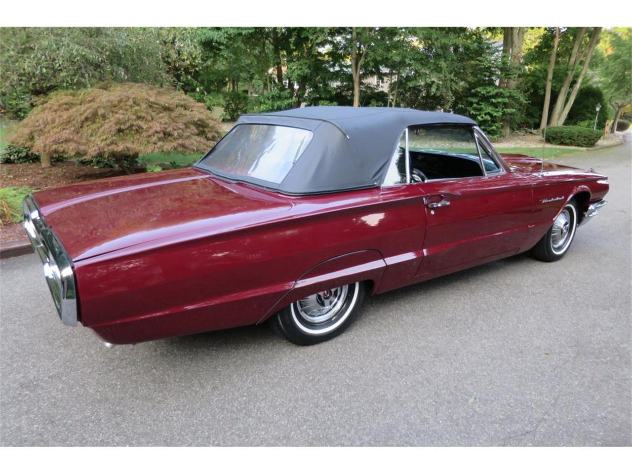 Large Picture of Classic '64 Ford Thunderbird Auction Vehicle Offered by Napoli Classics - LHHL