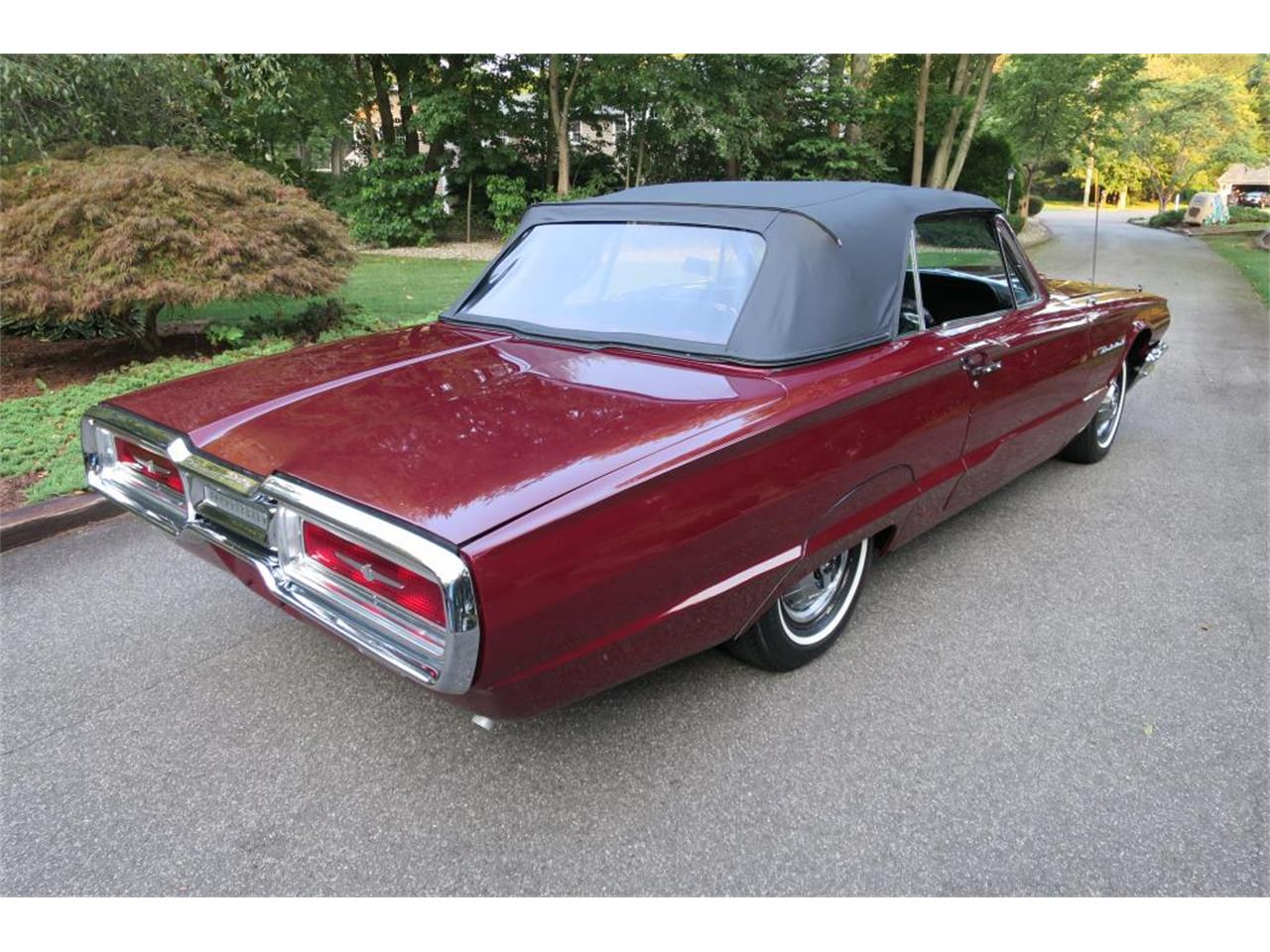 Large Picture of '64 Ford Thunderbird Auction Vehicle Offered by Napoli Classics - LHHL