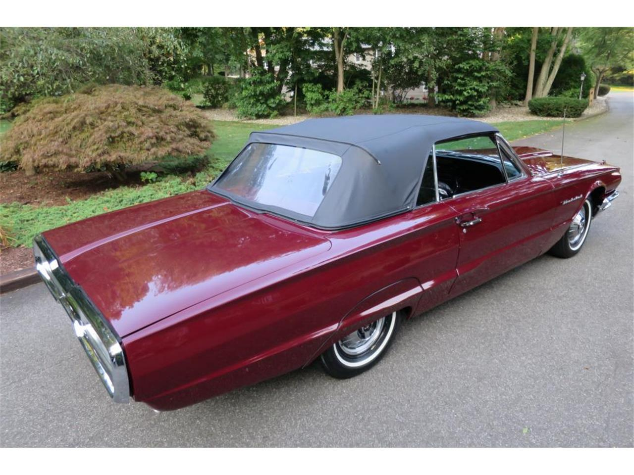 Large Picture of Classic 1964 Ford Thunderbird Offered by Napoli Classics - LHHL