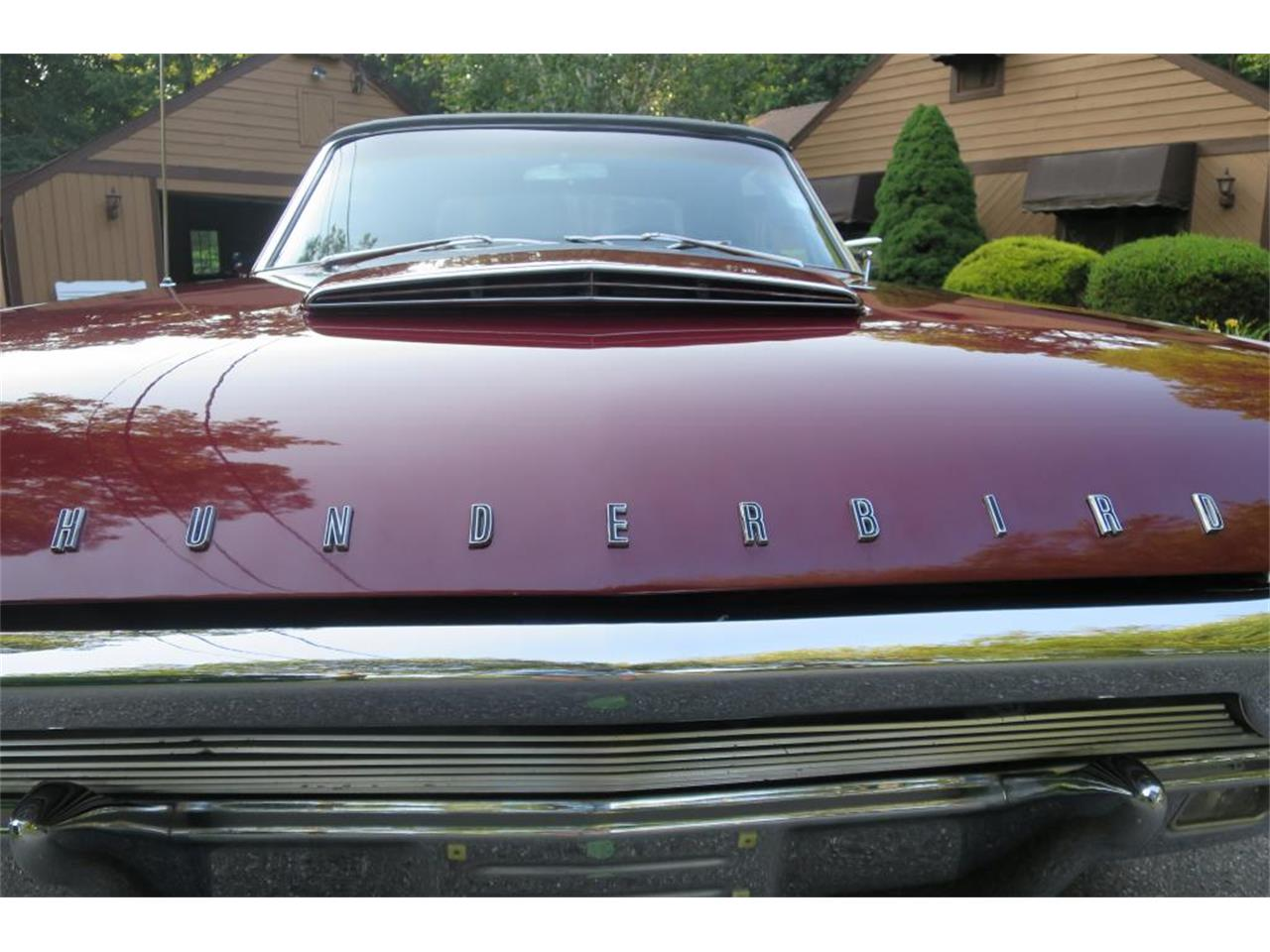 Large Picture of Classic 1964 Thunderbird located in Milford City Connecticut Auction Vehicle Offered by Napoli Classics - LHHL