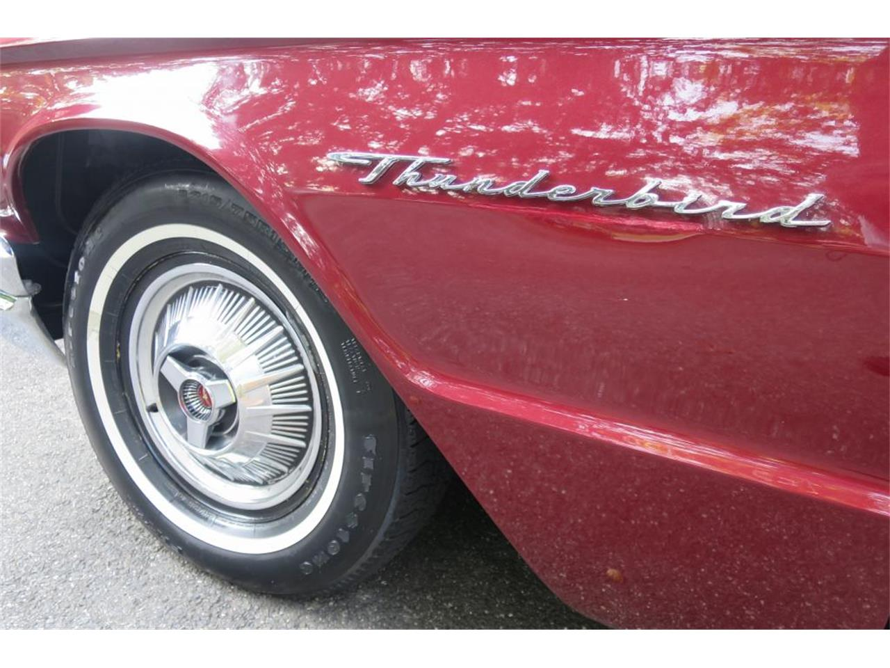 Large Picture of 1964 Ford Thunderbird located in Milford City Connecticut Auction Vehicle - LHHL