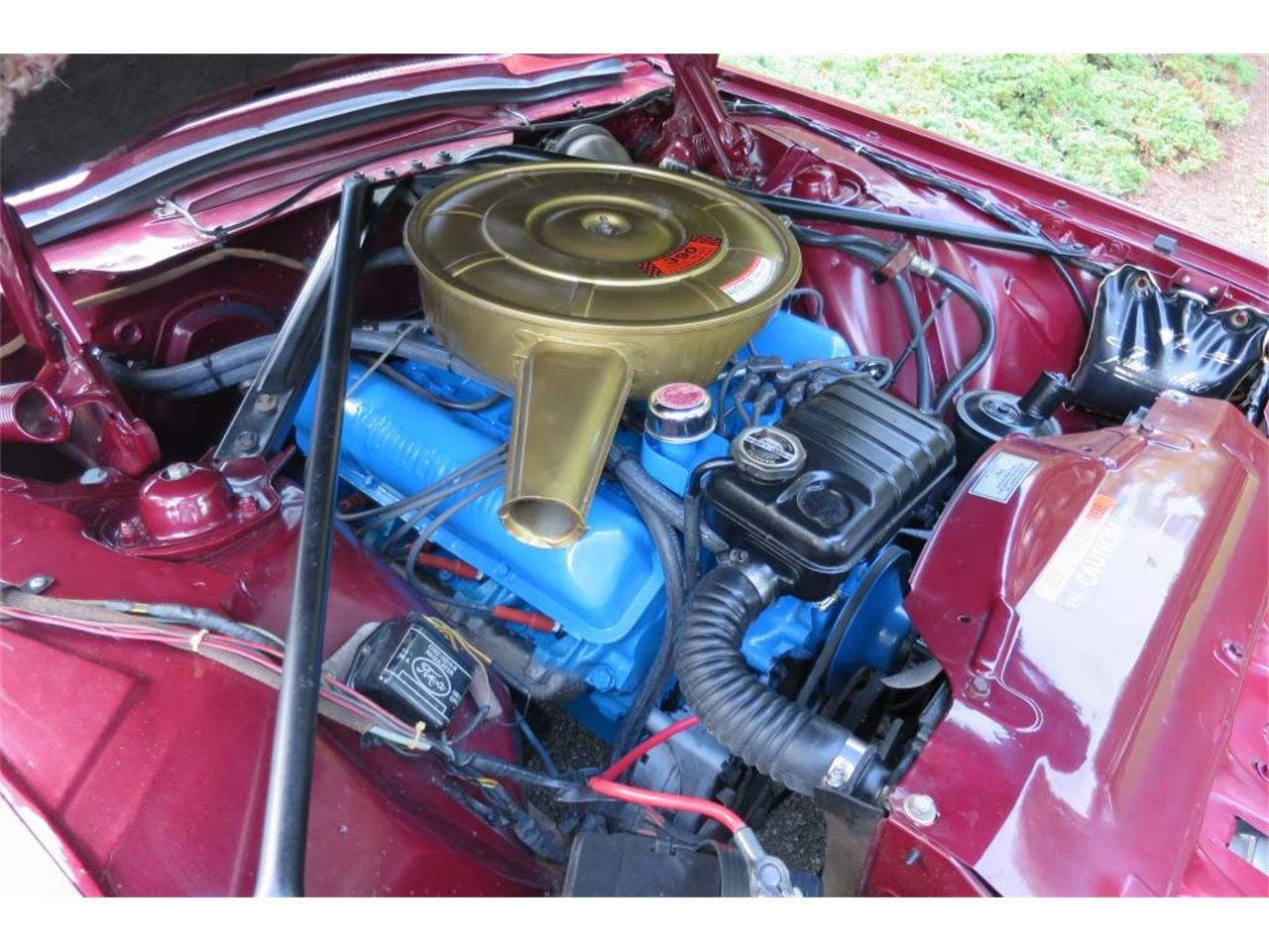 Large Picture of Classic 1964 Ford Thunderbird Auction Vehicle - LHHL