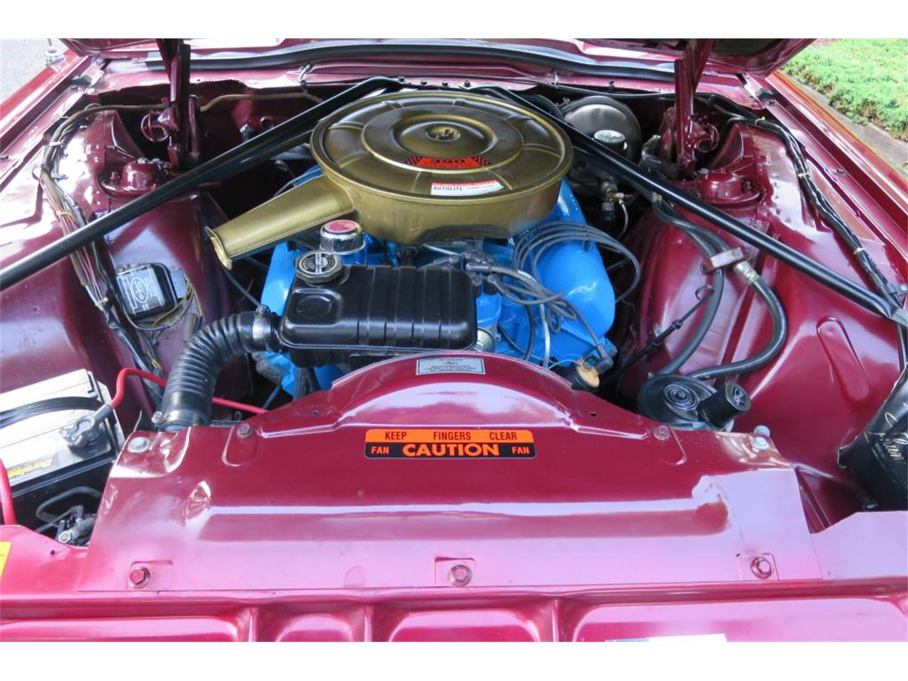 Large Picture of Classic '64 Ford Thunderbird Auction Vehicle - LHHL